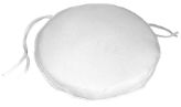 Deluxe Round Chair Pad 17