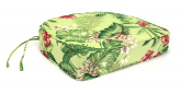 Rounded Back Seat Cushion 18.5 x 17.5 x 4