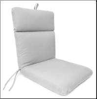Universal Chair Cushion 22 x 46 x 4