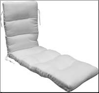 Tropitone Style Chaise Lounge