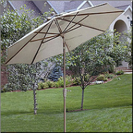 Matching Patio Umbrella