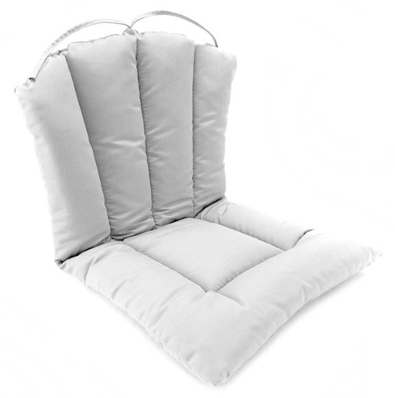 Barrel Back Chair Cushion