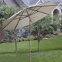 11ft-Market-Patio-Umbrella-Replacement-Canopy-Cover-8-ribs-Green