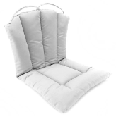 Barrel Back Chair Universal Cushion